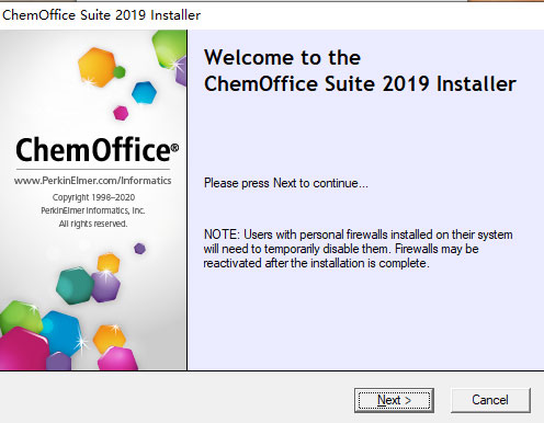 ChemOffice Suite2019破解版