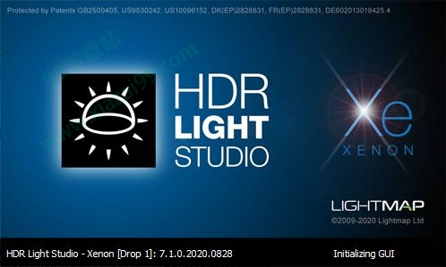 HDR Light Studio 7破解版